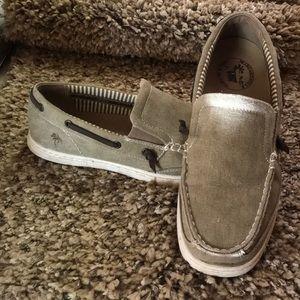 Men's Margaritaville slip on shoes